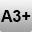 A3+ papírméret